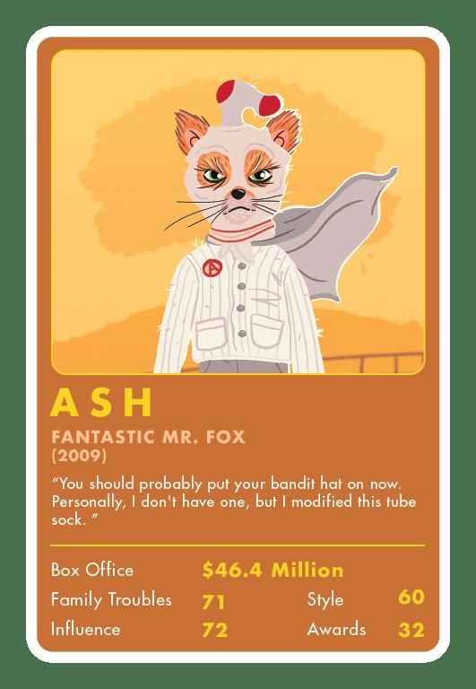 Ash Fantastic Mr Fox Quotes 50 Quotes