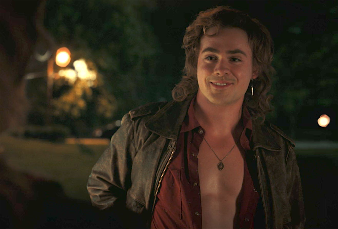 Dacre Montgomery audition tapes for Stranger Things