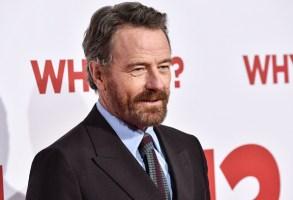 Bryan Cranston'Why Him?' film premiere, Los Angeles, USA - 17 Dec 2016