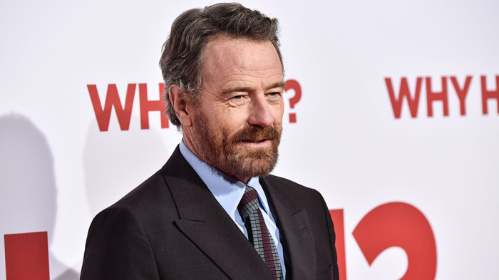 Bryan Cranston'Why Him?' film premiere, Los Angeles, USA - 17 Dec 2016