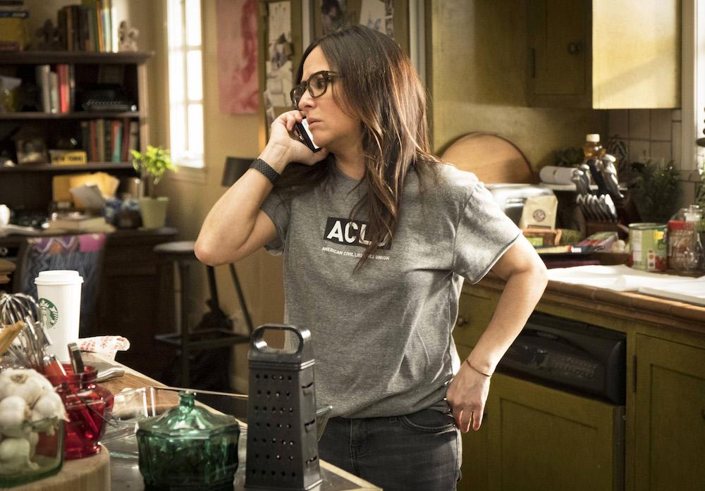 "BETTER THINGS ""Arnold Hall"" Episode 8 (Airs Thursday, November 2, 10:00 pm/ep) -- Pictured: Pamela Adlon as Sam Fox. CR: Nicole Wilder-Shattuck/FX"