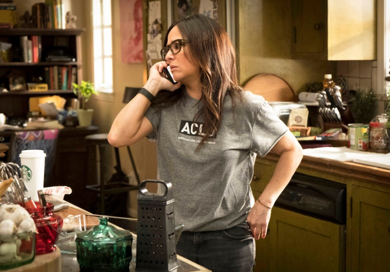 "BETTER THINGS ""Arnold Hall"" Episode 8 (Airs Thursday, November 2, 10:00 pm/ep) -- Pictured: Pamela Adlon as Sam Fox. CR: Nicole Wilder-Shattuck/FX"