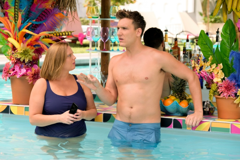 "Bayne Gibby and Scott Michael Foster, ""Crazy Ex-Girlfriend"""