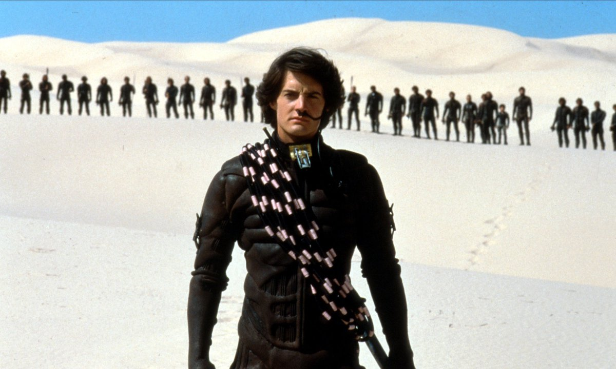 Kyle MacLachlan 'Excited' for Villeneuve's 'Dune' to Differ From David Lynch's Vision