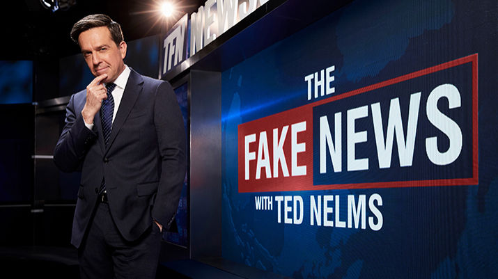 Fake News Ted Nelms