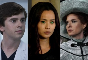 The Good Doctor, Gifted, Will and Grace Fall 2017 TV Shows