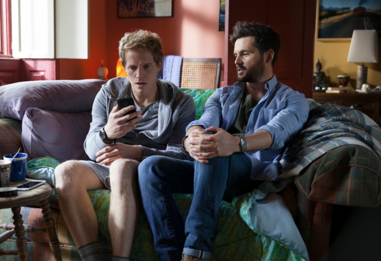 Ill Behaviour Season 1 Chris Geere Tom Riley Showtime