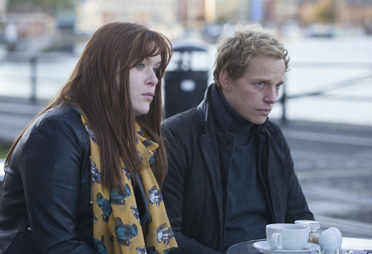 Ill Behaviour Season 1 Chris Geere Jessica Regan Showtime