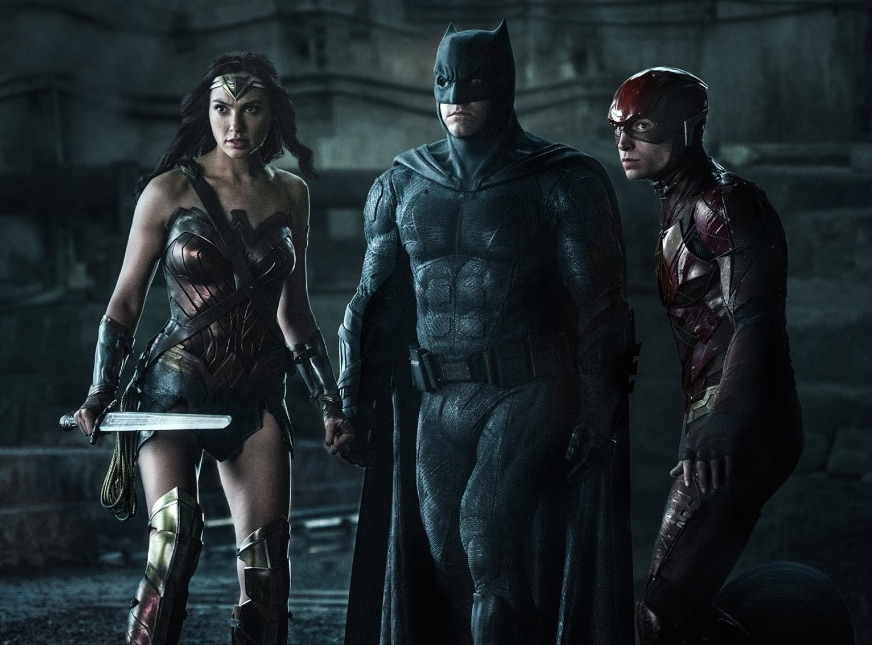 Justice League Review Zack Snyder S Wannabe Avengers Movie