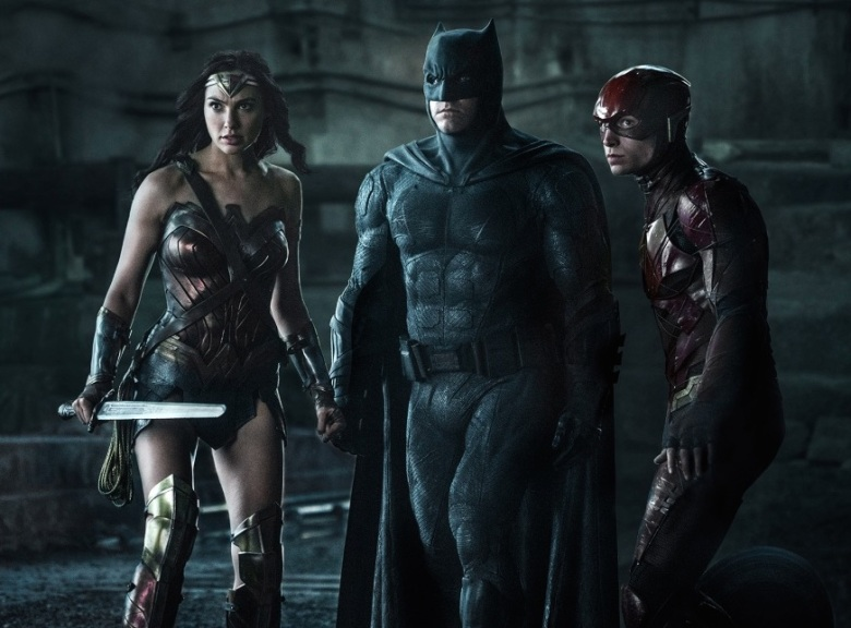 Armond White Reviews 'Justice League' | IndieWire