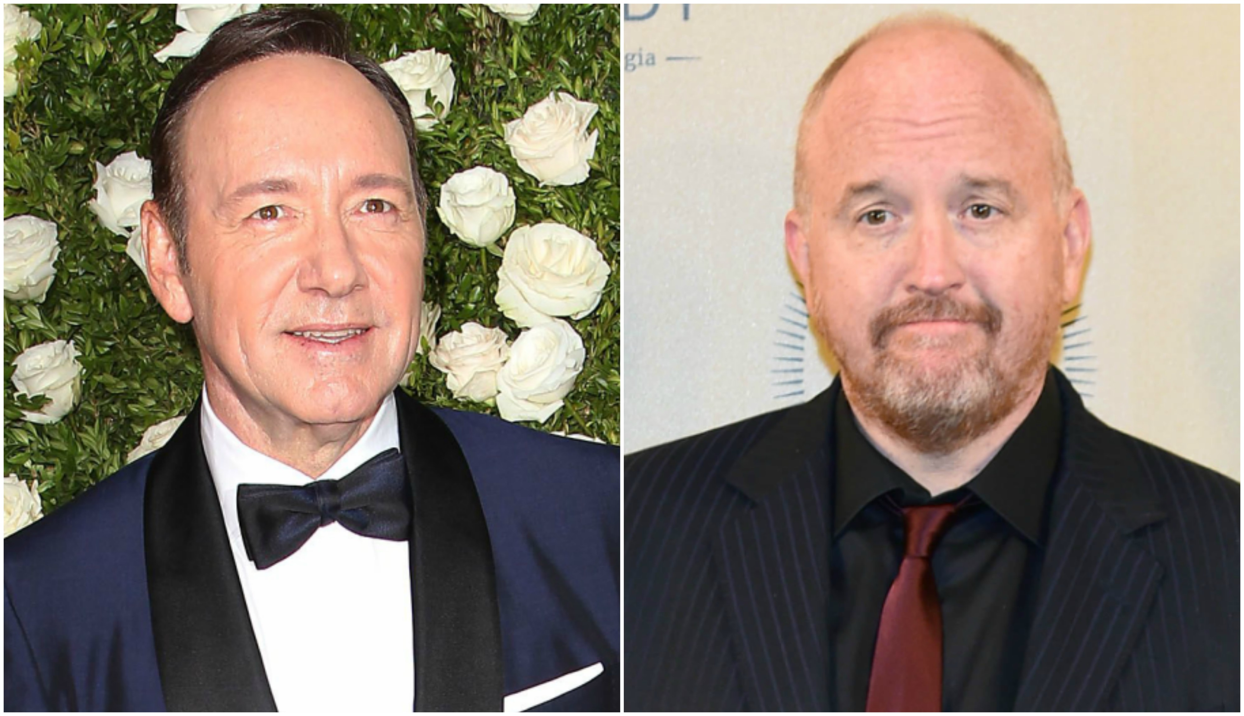 Netflix And Hulu Didnt Completely Quit Kevin Spacey And Louis Ck
