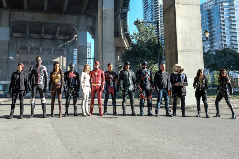 Legends of Tomorrow Crisis on Earth-X