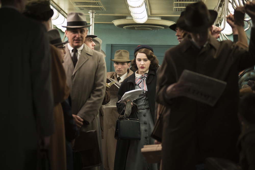 The Marvelous Mrs. Maisel Season 1 Rachel Brosnahan