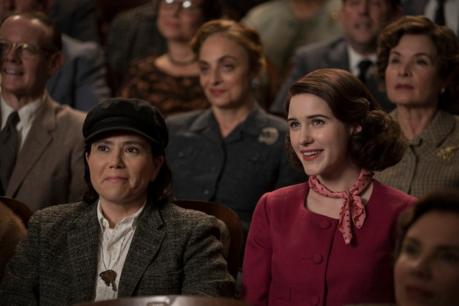 The Marvelous Mrs. Maisel Season 1
