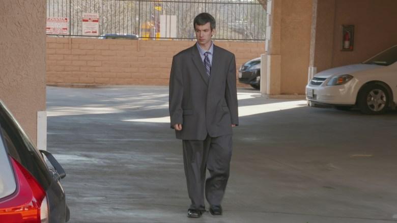 Nathan for You Season 4 Suit