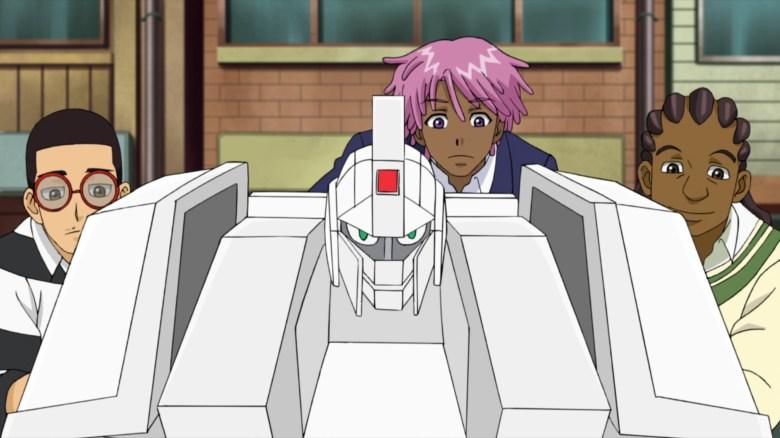 Neo Yokio Charles Robot Butler