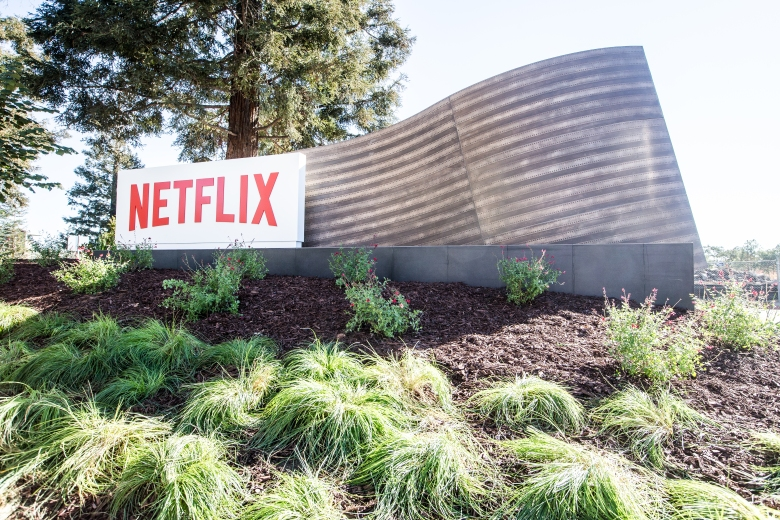 Netflix headquarters Los Gatos, California