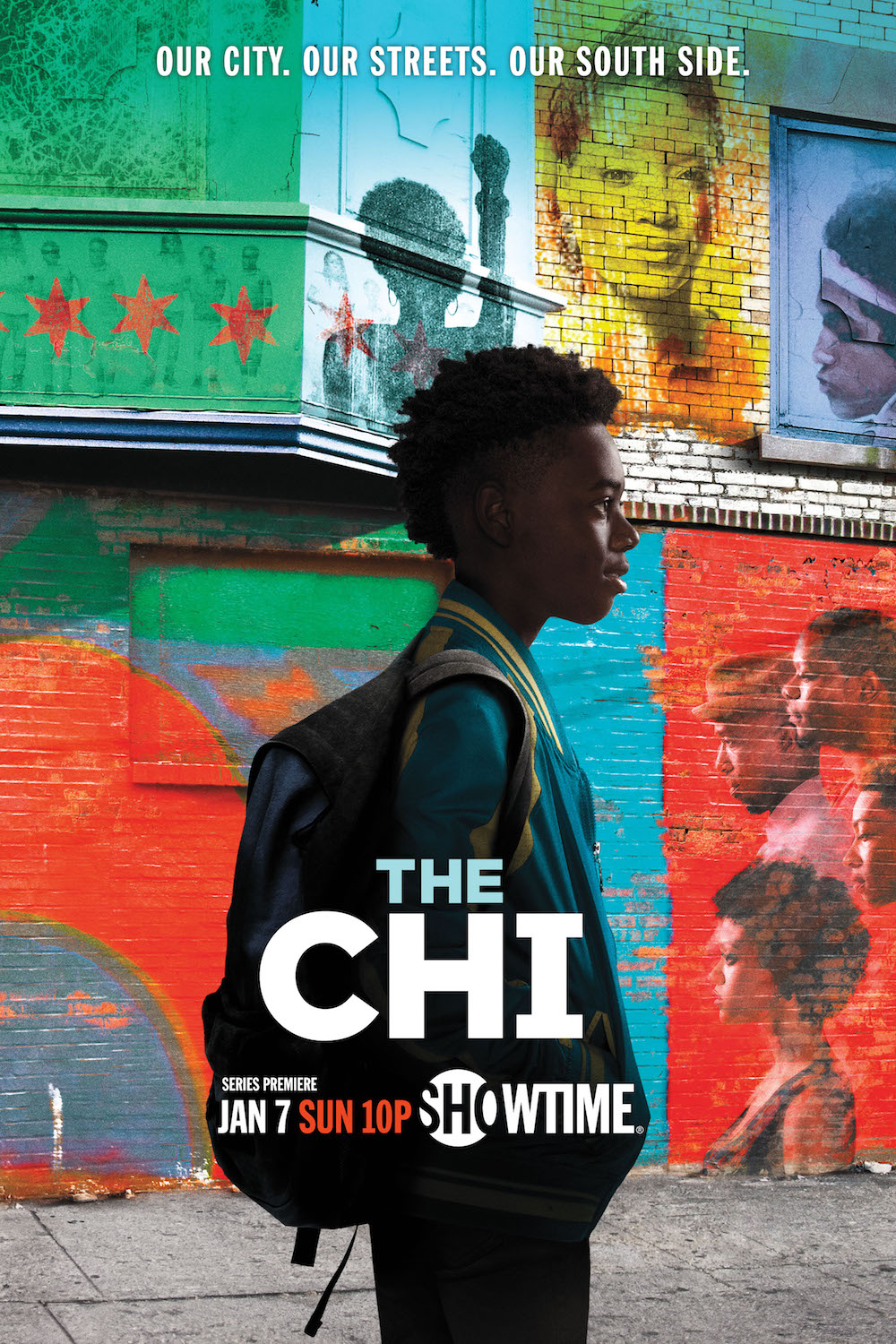 The Chi Season 1 Poster Showtime