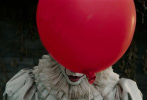 Pennywise the Clown in It