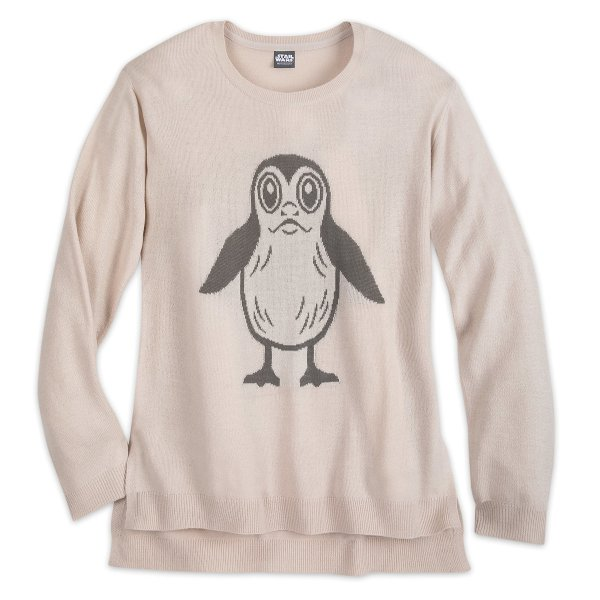 Ladies' Porg sweater