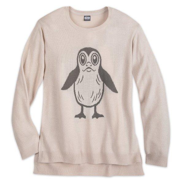 Ladies' Porg sweater