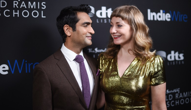 Kumail Nanjiani and Emily GordonIndiewire Honors, Arrivals, Los Angeles, USA - 02 Nov 2017