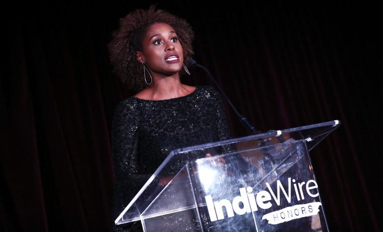 Issa RaeIndiewire Honors, Inside, Los Angeles, USA - 02 Nov 2017