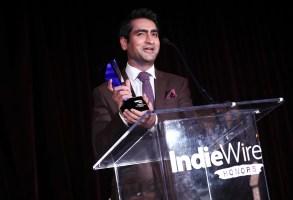 Kumail NanjianiIndiewire Honors, Inside, Los Angeles, USA - 02 Nov 2017