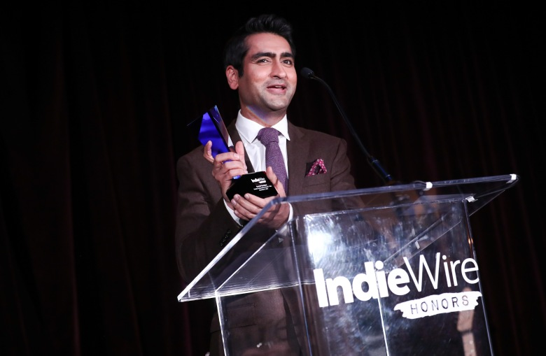 Kumail NanjianiIndiewire Honors, Inside, Los Angeles, USA - 02 Nov 2017