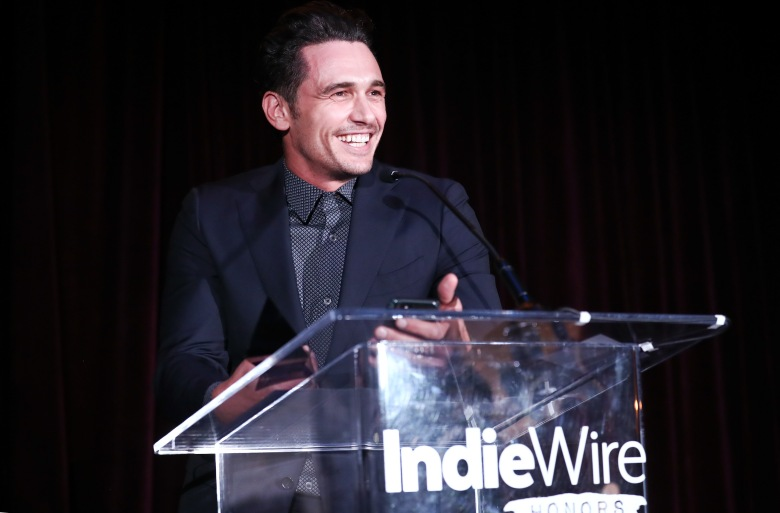 James FrancoIndiewire Honors, Inside, Los Angeles, USA - 02 Nov 2017