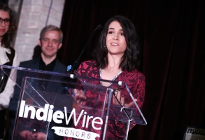 Abbi JacobsonIndiewire Honors, Inside, Los Angeles, USA - 02 Nov 2017