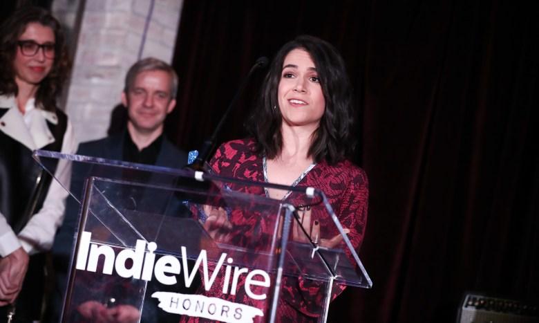 Abbi JacobsonIndiewire Honors, Inside, Los Angeles, USA - 02 Nov 2017