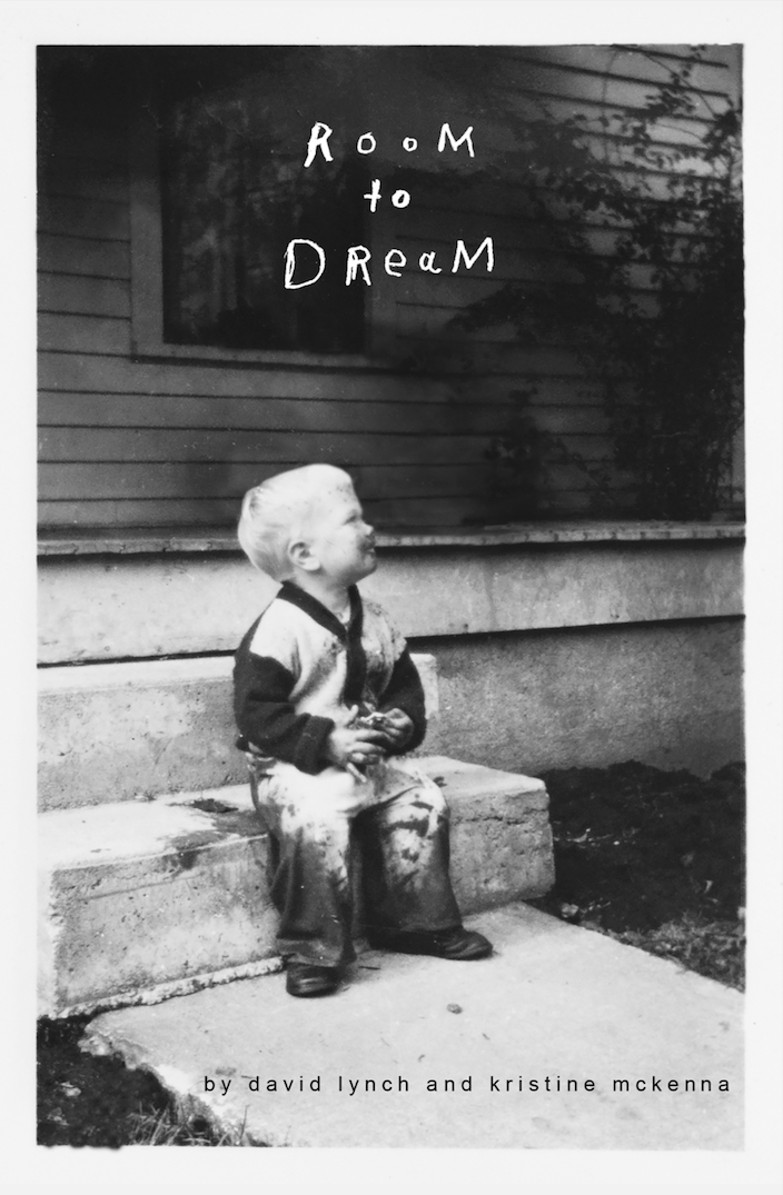 Room to Dream David Lynch memoir cover