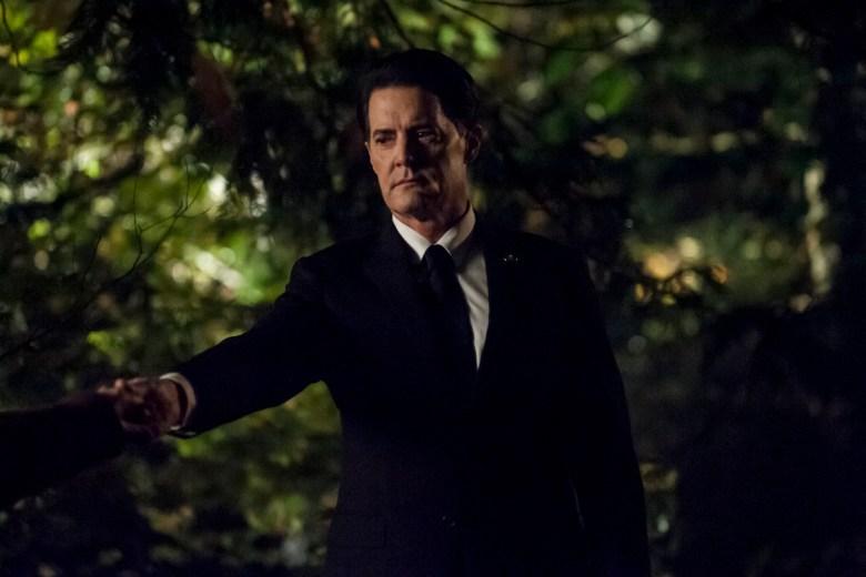Twin Peaks The Return Kyle MacLachlan