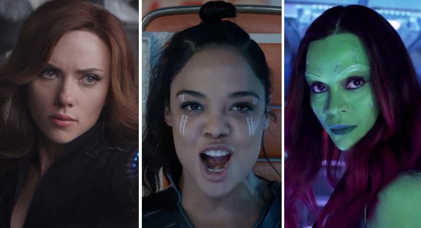 Tessa Thompson And More Pitched Marvel An All Female Supehero Film Indiewire