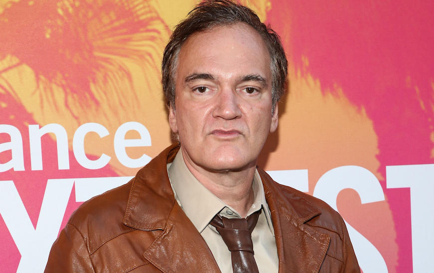Tarantino has finished the script for his ninth movie