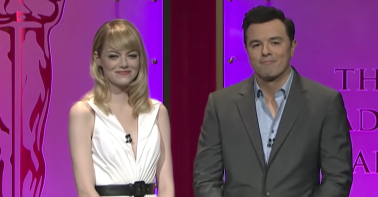 Seth MacFarlane and 'Family Guy' Have Been Attacking Hollywood's Alleged Sexual Predators For Years — Watch