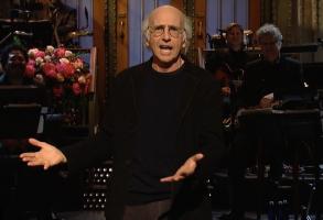 Larry David SNL monologue