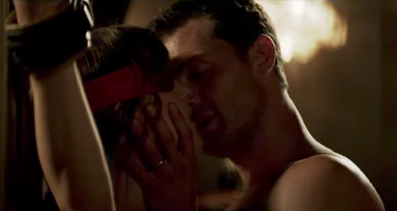 Fifty Shades Freed Review Finally The Trilogy Yields A Sex Comedy