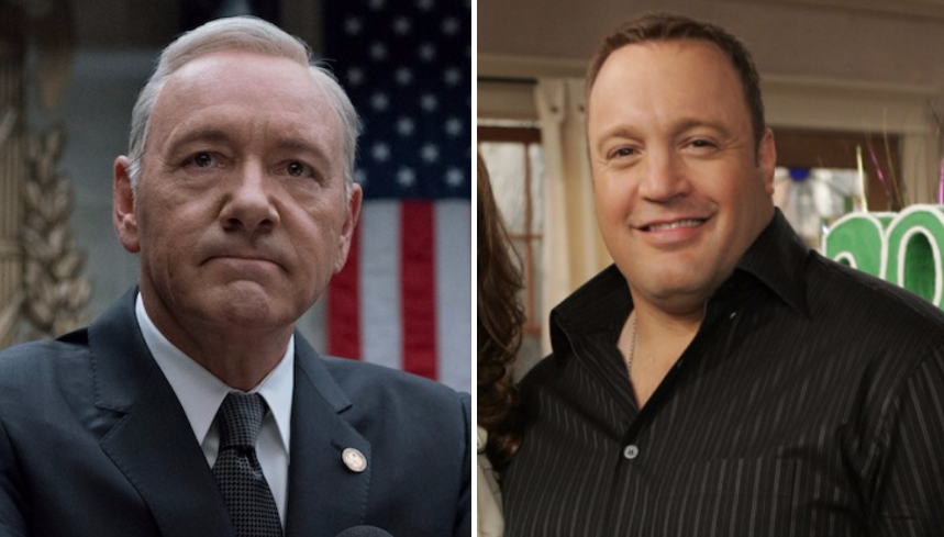 Kevin James Fandom Is Coming Out In Force To Sign A New Petition That Seeks  To Replace Kevin Spacey With The Actor On The Netflix Drama Series U201cHouse  Of ...