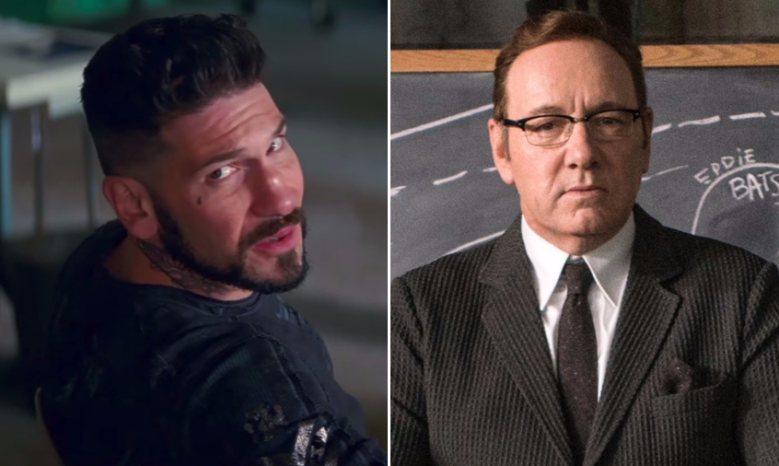 Jon Bernthal Lost All Respect For Kevin Spacey On Baby Driver