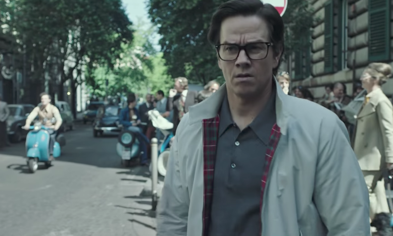 """Mark Wahlberg in """"All The Money in the World"""""""