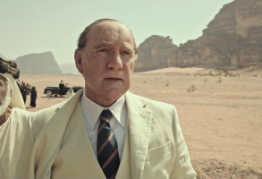 """Kevin Spacey """"All The Money in the World"""""""