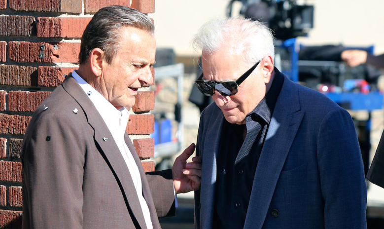 Martin Scorsese's 'The Irishman' Now Costs $125 Million, Netflix Won't Confirm Theatrical Release