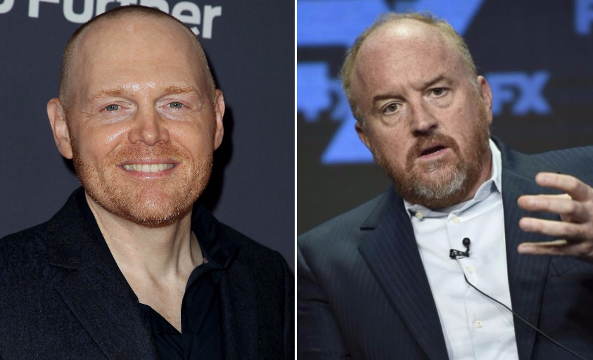 Bill Burr Thinks Louis C K Will Be Back After Sexual Misconduct Indiewire