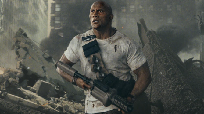 If Dwayne Johnson Is the Biggest Star, Why Did 'Rampage