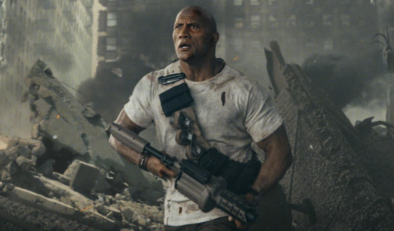 If Dwayne Johnson Is the Biggest Star, Why Did 'Rampage' Open Soft