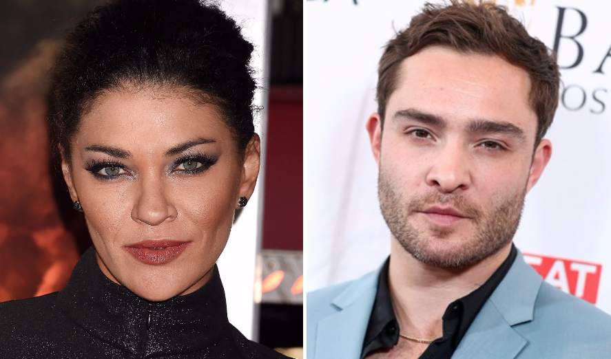 Ed Westwick's ex says assault allegations are 'shocking'