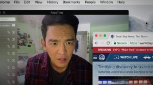 'Searching': John Cho-Starring Sundance Hit Included a Wild Alien Invasion Subplot
