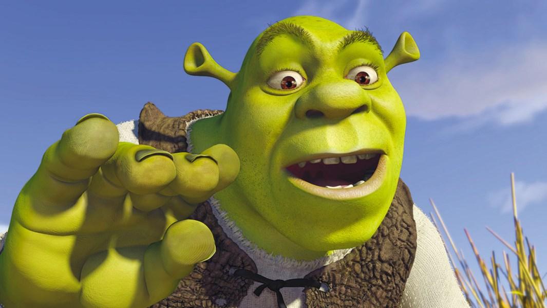 """Shrek, """"Shrek"""""""